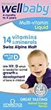 Vitabiotics Wellbaby Multi-Vitamin Liquid - 150 ml