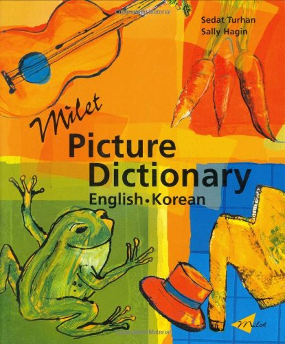 Milet Picture Dictionary (korean-english) (Milet Picture Dictionaries)