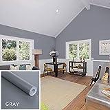 Berrose Nett Farbe glänzend Möbel Refurbished Aufkleber PVC entfernbare Tapete Haus Dekoration Matt PVC Selbstklebend Farbe Aufkleber Tapete-Wandteppich Aufkleber für Wand Türen Fenster Schrank