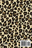 Jenifer: Personalized Notebook - Leopard Print (Animal Pattern). Blank College Ruled (Lined) Journal for Notes, Journaling, Diary Writing. Wildlife Theme Design with Your Name
