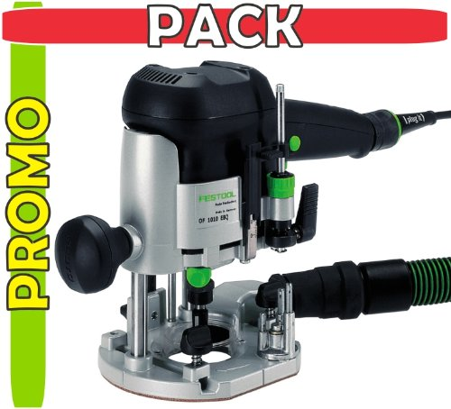 Festool Fresatrice verticale OF 1010 EBQ-Set