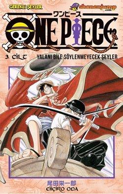 One Piece 3. Cilt - Yalani Bile Söylenmeyecek Seyler