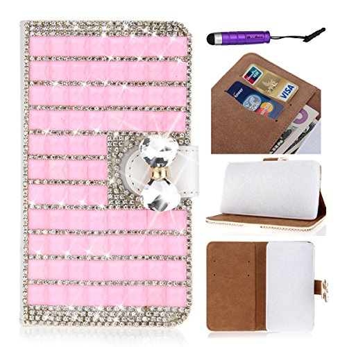 china-mobile-a1-coque-moonminir-luxe-3d-bling-shiny-pierres-de-strass-bow-os-pu-cuir-flip-stand-coqu