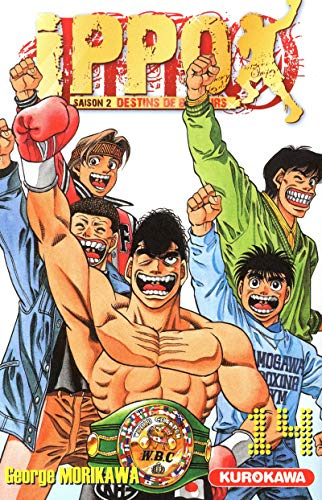 Ippo - Saison 2 - Destins de boxeurs Vol.14 par MORIKAWA George