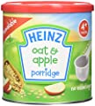 Heinz Baby Tub and Scoop Oat and Apple Porridge, 240 g, Pack of 3