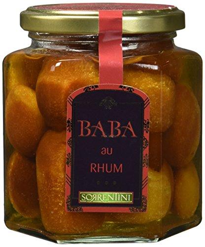 Sorrentini Un Air d'Italie Mini Babas au Rhum x 10 380 ml