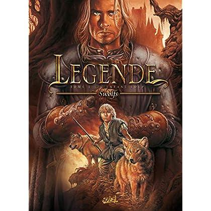 Légende, tome 1 : L'Enfant loup