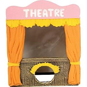 Nest Maus oder Hamster in Form von Theater Zolux