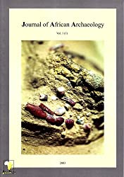 Journal of African Archaeology, Vol. 1 (1) 2003