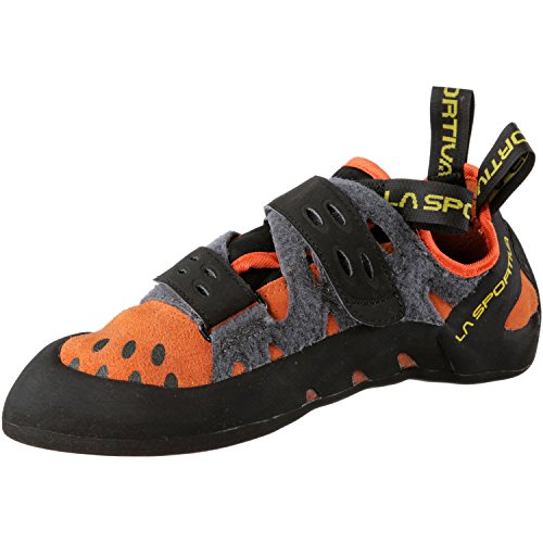 La Sportiva Tarantula Füße für Katzen, Unisex, Erwachsene 38 rot (Flame) -