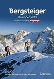 Bergsteiger Wochenkalender 2019 - Wandkalender, Naturkalender - 23,7 x 34 cm