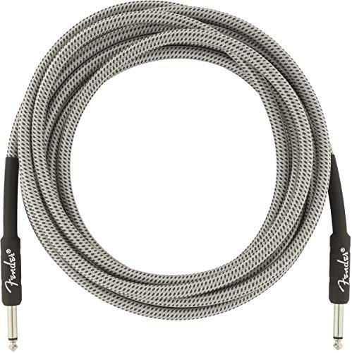 Fender Kabel Professional Series, 4,5m wh. tweed