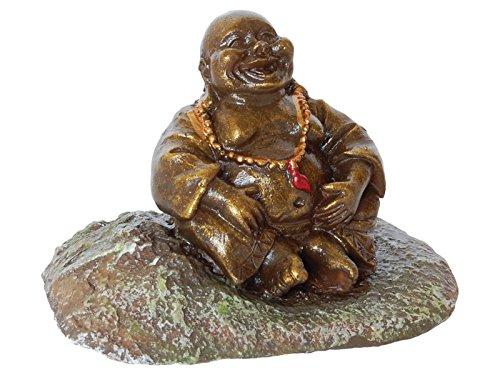 Water Fish Tank Cold (Aqua SPECTRA Buddha Statue Aquarium Ornament)