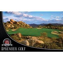 2012 Premier Golf Deluxe Wall Calendar