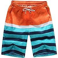 Pantalones cortos hombres , ❤️ Manadlian Fitness Jogging Running Pantalón con Bolsillos Moda Cómodo Cintura Elástica Casual Gym Pantalones