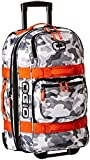 OGIO 108227.573 Hinterradgepäckträger Layover Snow, Camo/Orange