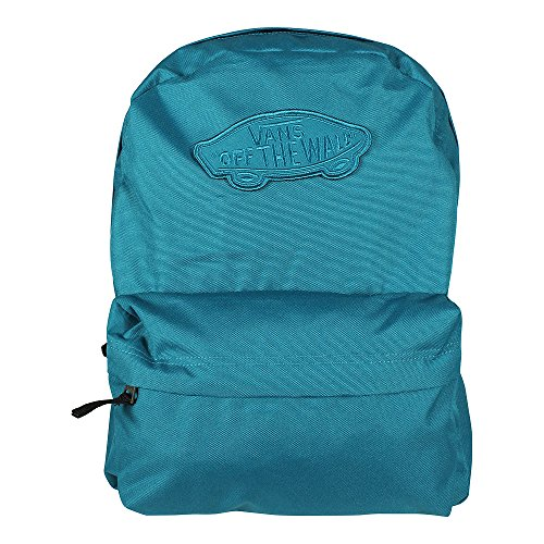 Imagen de vans realm backpack  tipo casual, 42 cm, 22 liters, azul lyons blue