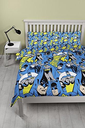 Batman Double Duvet Set