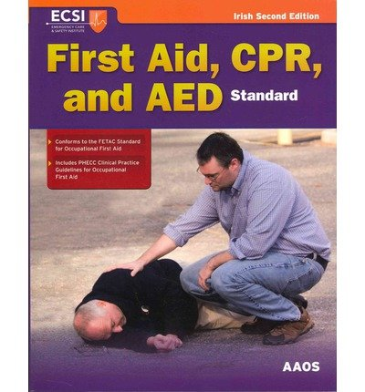 [(First Aid, CPR and Aed Irish Edition 2011)] [ By (author) Ray Carney ] [September, 2011]