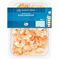 Morrisons Cooked and Peeled King Prawns, 150 g
