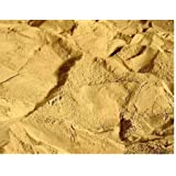 1 kg - 20 kg Lehmpulver, Naturlehm, für Terrariensand Mischung oder 30 kg Fertig Mix (25kg Sand + 5kg Lehm)