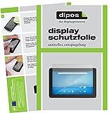 dipos I 2X Schutzfolie matt passend für 24.0 Zoll Wide 532 x 299 mm Folie Displayschutzfolie