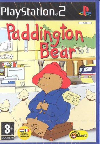 Paddington Bear Playstation 2 [Interactive DVD]