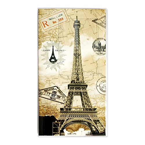 Mini slip in Photo Album Storage Case (84 tasca, Ferro torre) per Yeelan