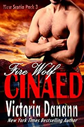 Fire Wolf: CINAED (New Scotia Pack Book 3)
