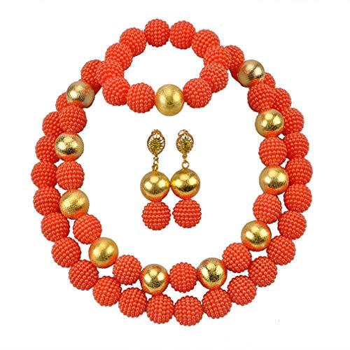 laanc  -    Zink     Verre - 18' Orange-kristall