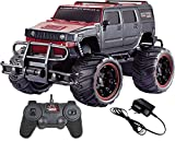 #1: Saffire Off-Road 1:20 Hummer Monster Racing Car, Black