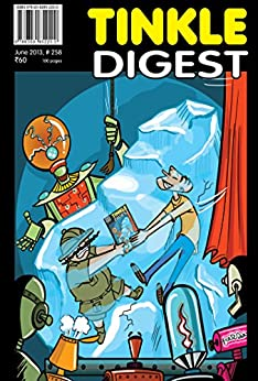 TINKLE DIGEST VOL 258 by [Rajani Thindiath]