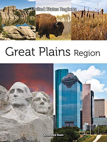 Great Plains Region (United States Regions) (English Edition)