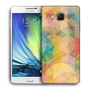 Snoogg Design circular mix Designer Protective Back Case Cover For Samsung Galaxy ON5