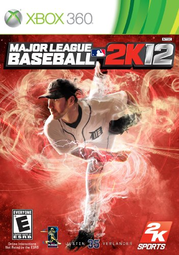 Major League Baseball 2K12 XBox360 - Baseball-spiele, 360 Xbox
