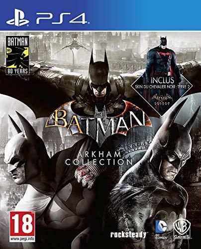 Batman Arkham Collection, la compilation des trois meilleurs jeux vidéo avec le super-héros