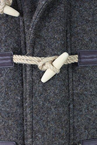 Pierre Cardin - Manteau Duffle Coat Pierre Cardin Marron