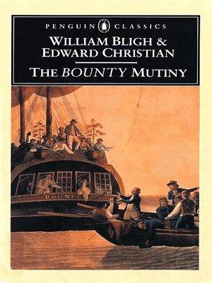 The Bounty Mutiny (Penguin Classics)