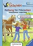Rettung für Flöckchen (Leserabe mit Mildenberger Silbenmethode)