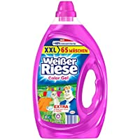Weißer Riese Color Gel, 2er Pack (2 x 3.25 l)