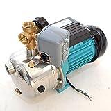 Kreiselpumpe Gartenpumpe 1100 W 3600 L/h 5 bar mit Druckschalter Hauswasserwerk
