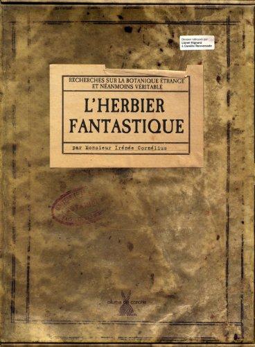 L'Herbier fantastique par Lionel Hignard, Camille Renversade