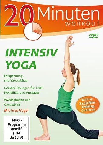 20 Min. Workout-Intensiv Yoga