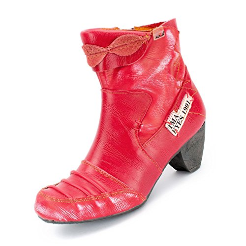 Tama Tma - Classic Fire Red Mujer Botas