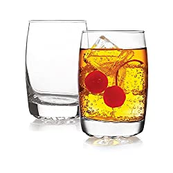 Cello Amphio Glass Set, 265ml, Set of 6, Clear