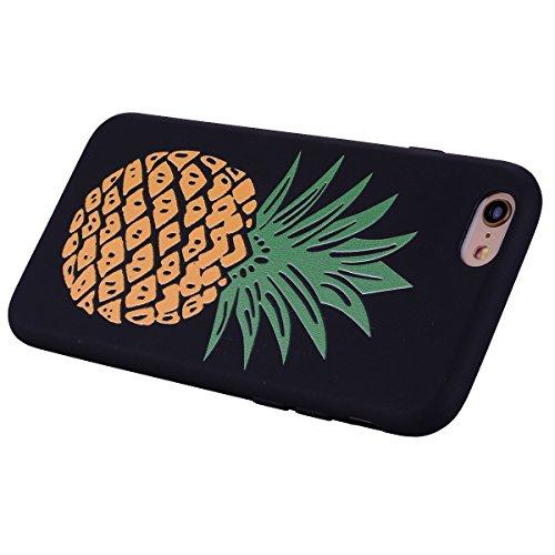 Cover-per-iphone-6Siphone-6-Silicone-Morbida-OYIME-Fantasia-Diamante-Farfalla-Oro-Disegni-in-Rilievo-Vivace