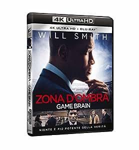 Zona D'Ombra - Brain Game (Blu-Ray Ultra HD 4K+Blu-Ray)