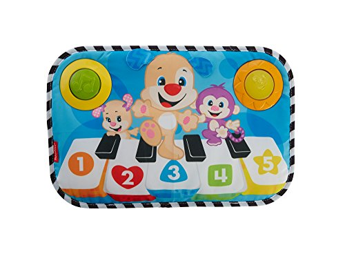 Fisher-Price - Piano Chien pataditas (Mattel FHJ40)
