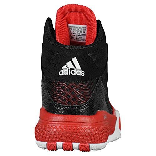Adidas Herren Nero Basketballschuhe 40 Rosso qWrU1gq