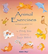 Animal Exercises (Animal Lullabies S.) by Mandy Ross (2007-06-01)